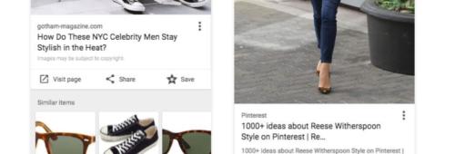 Comment être référencé articles similaires Google Images