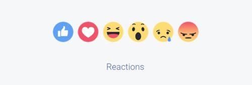 Réactions Facebook   règles respecter
