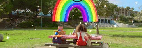 Snapchat   nouveaux effets 3D réalité augmentée