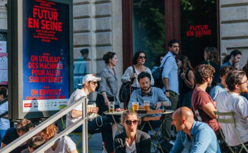 Futur Seine  festival numérique  revient 8 10 juin Paris