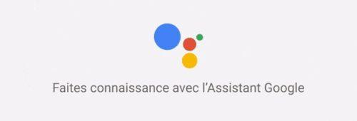 L'Assistant Google parle français