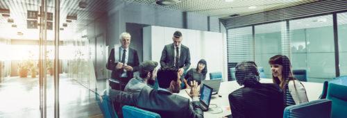 Comment cadres dirigeants s'informent Internet