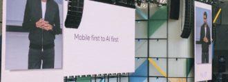 Nouveautés Google I/O   Android  Gmail  YouTube  Google Home  Jobs  Photos…