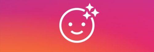 Mise jour Instagram   filtres animés visages  comme Snapchat