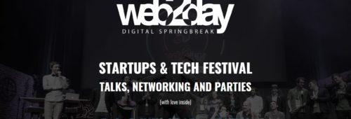 Magali Olivier  Web2day   «notre objectif est mélanger différentes communautés web»