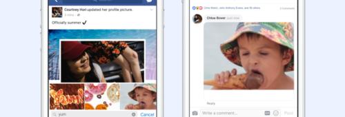 GIF fête 30 ans débarque commentaires Facebook