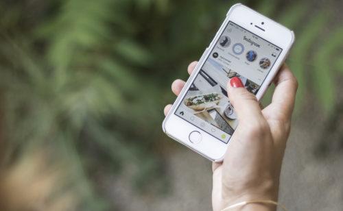 Instagram   réseau social uns  canal d'acquisition autres