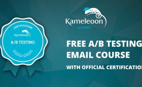 formation gratuite qualifiante maîtriser l'A/B testing