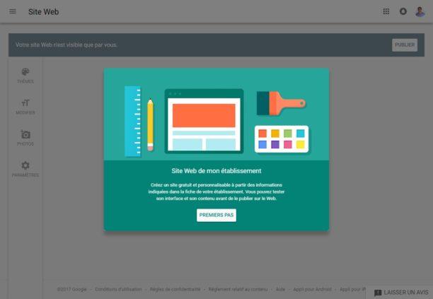 Top Créez un site web gratuitement pour votre établissement avec  KJ16
