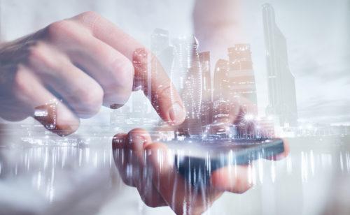Smart Cities   quel avenir villes  bureaux  transports