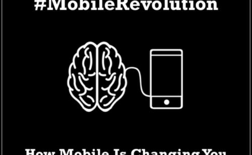 Révolution mobile   « smartphone donne superpouvoirs »