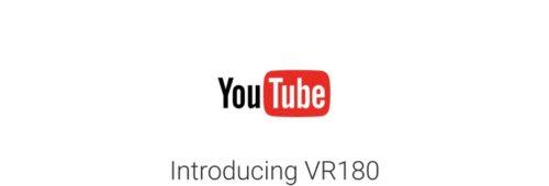 Nouveautés YouTube   réalité virtuelle 180°  vidéos verticales optimisées  messagerie…