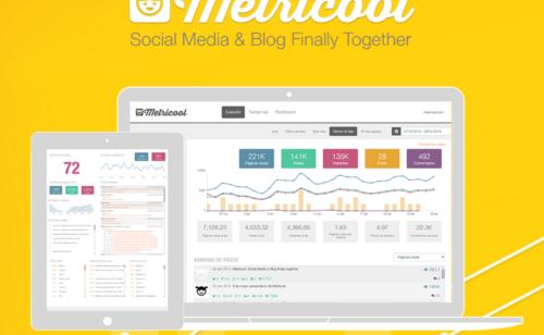 Metricool  mesurer performance articles posts réseaux sociaux