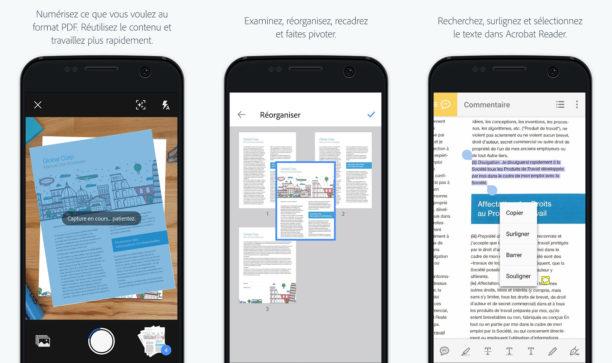 3 Applications Pour Numeriser Un Document Avec Son Mobile Scanner Bdm