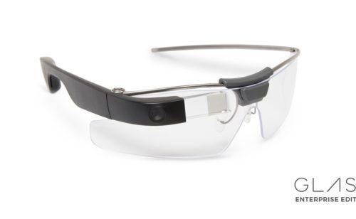 Google Glass sont retour digitaliser entreprises