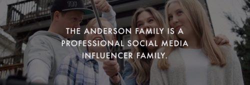 Découvrez quotidien d'une famille d'influenceurs professionnels