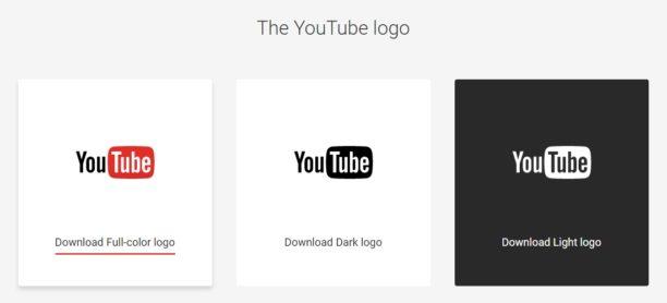 Reseaux Sociaux Logos A Telecharger Couleurs Et Regles