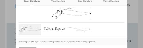 Online Signature   outil simple gratuit signer documents ligne