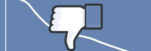 Facebook   mise jour l'algorithme sanctionner liens mauvaise qualité