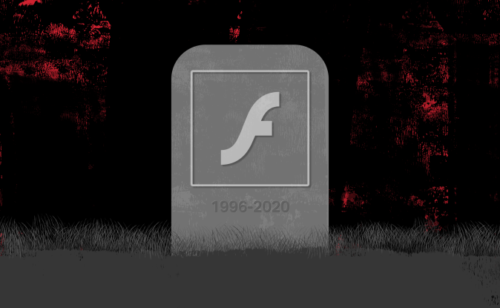 Adobe annonce fin Flash 2020