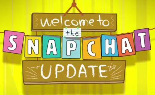 Mises jour Snapchat   toutes nouveautés Android iPhone