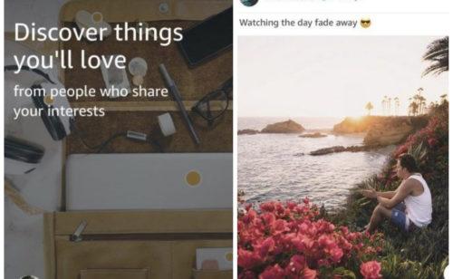 Amazon lance Spark  Instagram dédié shopping clients Prime