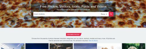 Stock.io   moteur recherche photos  vidéos  icônes  polices libres droits