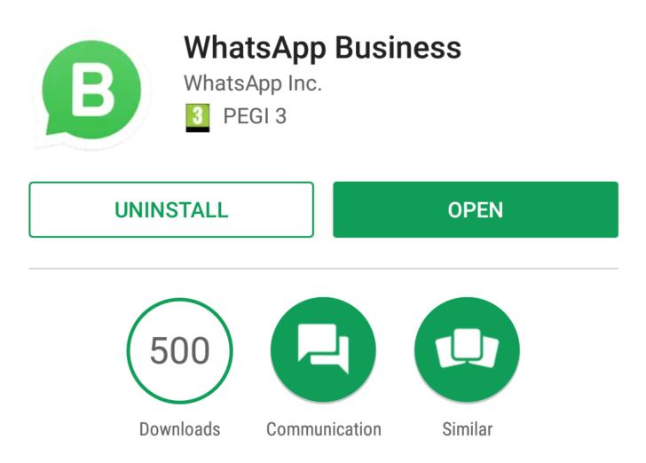 whatsapp business   l u0026 39 application pour les entreprises se