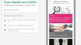 Google : 6 éléments à vérifier pour valider le caractère « mobile-friendly » de son site web