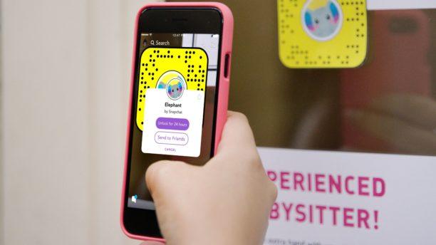 Facebook se lance dans la réalité augmentée comme Snapchat — World Effects