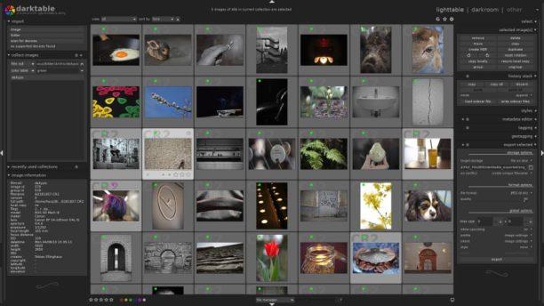 Darktable Un Logiciel Gratuit Pour Retoucher Ses Photographies Alternative A Lightroom Bdm