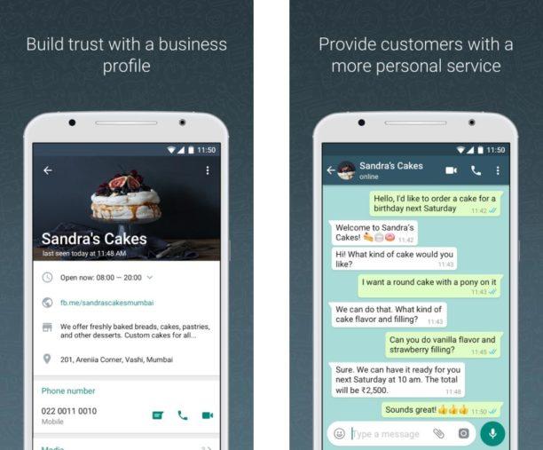 WhatsApp Business : une version (gratuite) pour les petites et moyennes entreprises