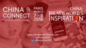 China Connect : le rendez-vous de l'écosystème digital chinois, les 7 et 8 mars à Paris