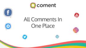 coment : un outil qui regroupe tous les commentaires reçus sur vos réseaux sociaux