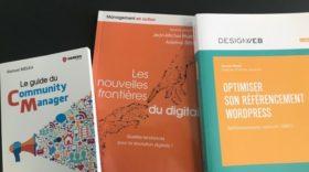 3 livres à gagner sur le community management, le référencement WordPress et la révolution digitale