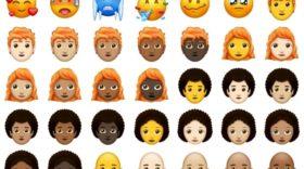 Découvrez les 157 nouveaux emojis