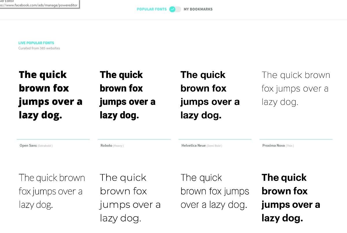 fontface dojo une extension pour reconna tre et g rer des typographies bdm. Black Bedroom Furniture Sets. Home Design Ideas