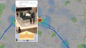 Snapchat lance sa Snap Map sur le web et propose une fonctionnalité Embed pour l'intégrer