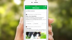 Nextdoor, le réseau social des voisins, arrive en France