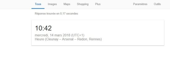 Google teste une page de résultats où les résultats naturels sont masqués par défaut