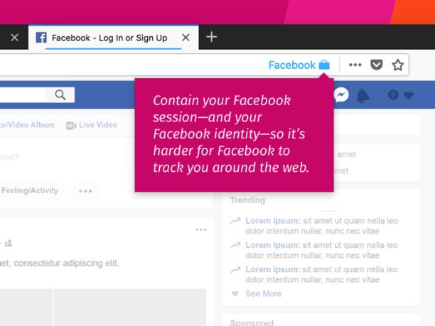 Une Extension Firefox Empeche Facebook De Vous Traquer Sur Le Web Bdm
