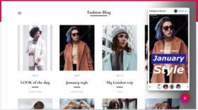 Fastory : un widget pour intégrer ses Stories Instagram à son site web