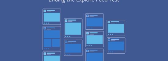 Facebook annonce la fin du Fil Explorer, les marques ne seront finalement pas exclues du fil d'actualité