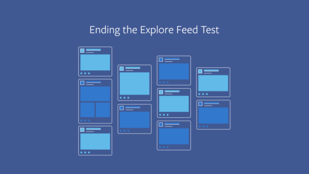 Facebook abandonne l'idée de séparer son fil d'actualité en deux