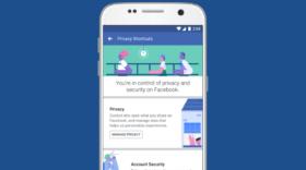 Facebook revoit (encore) ses menus pour paramétrer la confidentialité