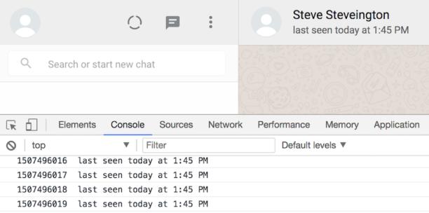 Avec Chatwatch, vous pouvez espionner vos contacts sur WhatsApp - BDM
