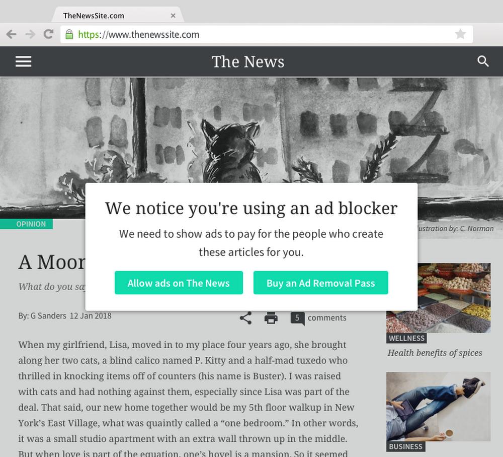 Google déploie Funding Choices pour contrer les Ad Blockers et soutenir les médias en ligne