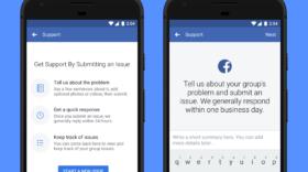 Facebook lance de nouvelles fonctionnalités pour les administrateurs de groupe