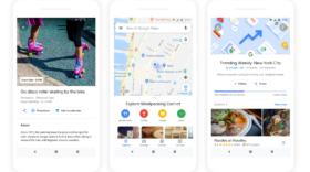 Google s'attaque à Yelp et Trip Advisor avec la nouvelle version de Maps
