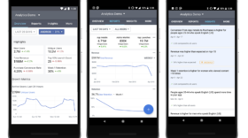 Facebook lance l'application Analytics sur iOS et Android